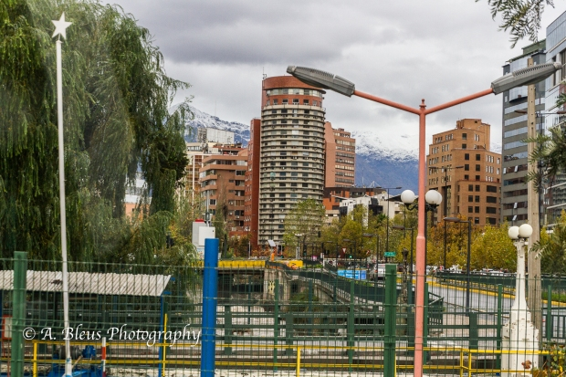 Streets of Santiago Chile-6