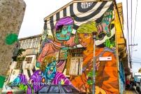 The Grafitti City 3- Valparaiso