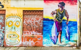 The Grafitti City - Valparaiso-2