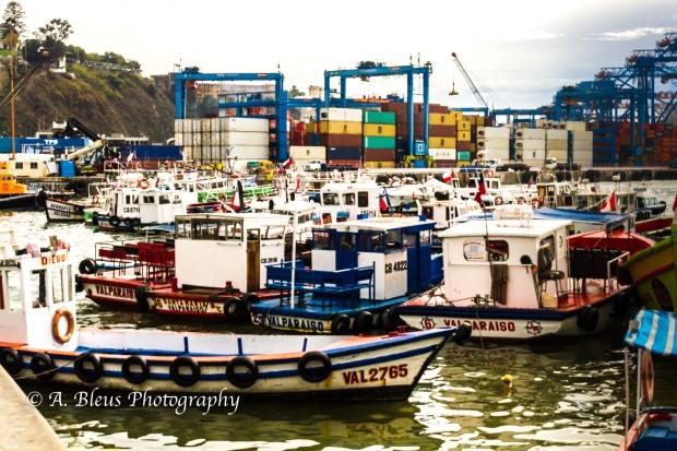 Valparaiso, a Seaport
