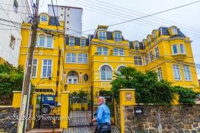 Various Dwellings, Valparaiso